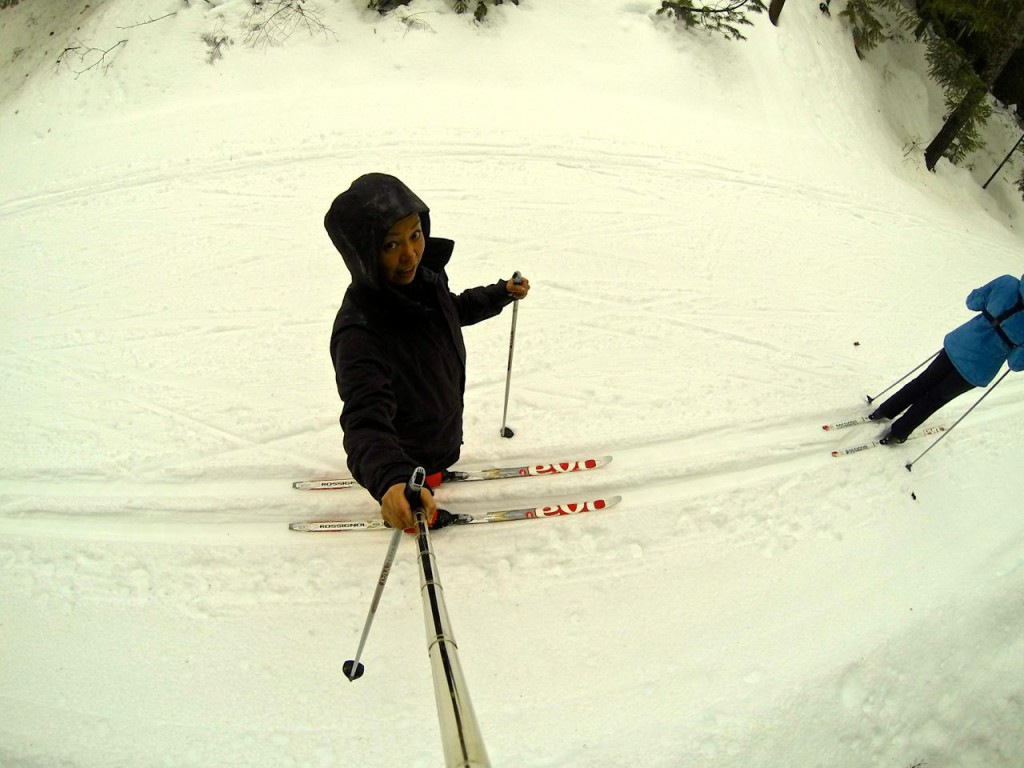Cross Country Skiing at Whistler