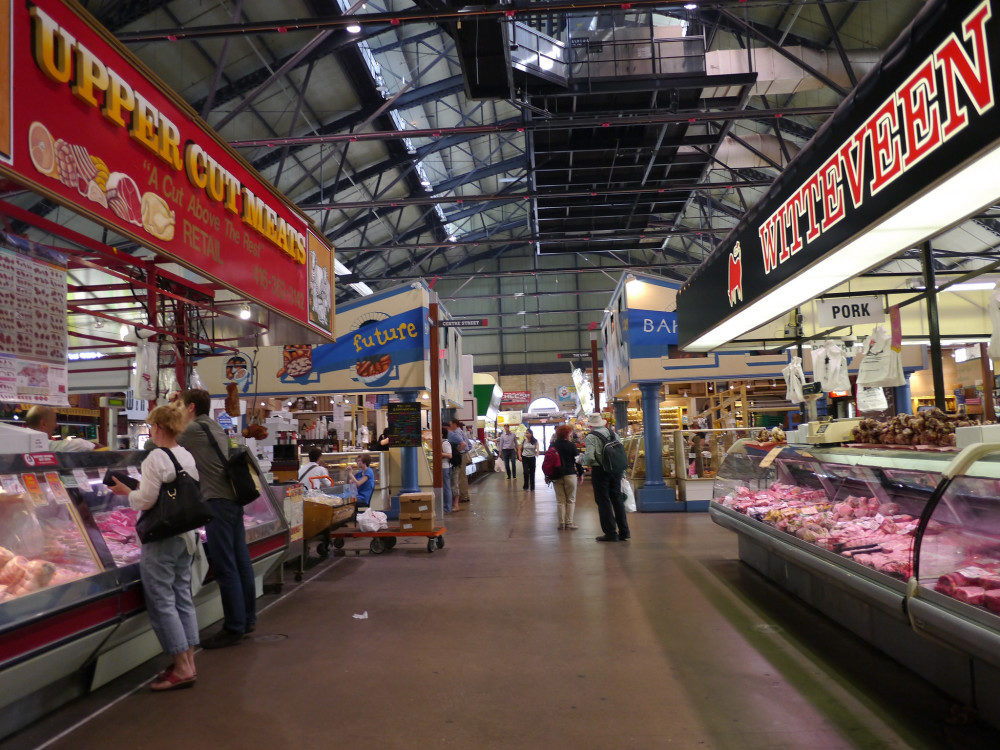 St Lawrence Market in Toronto Canada
