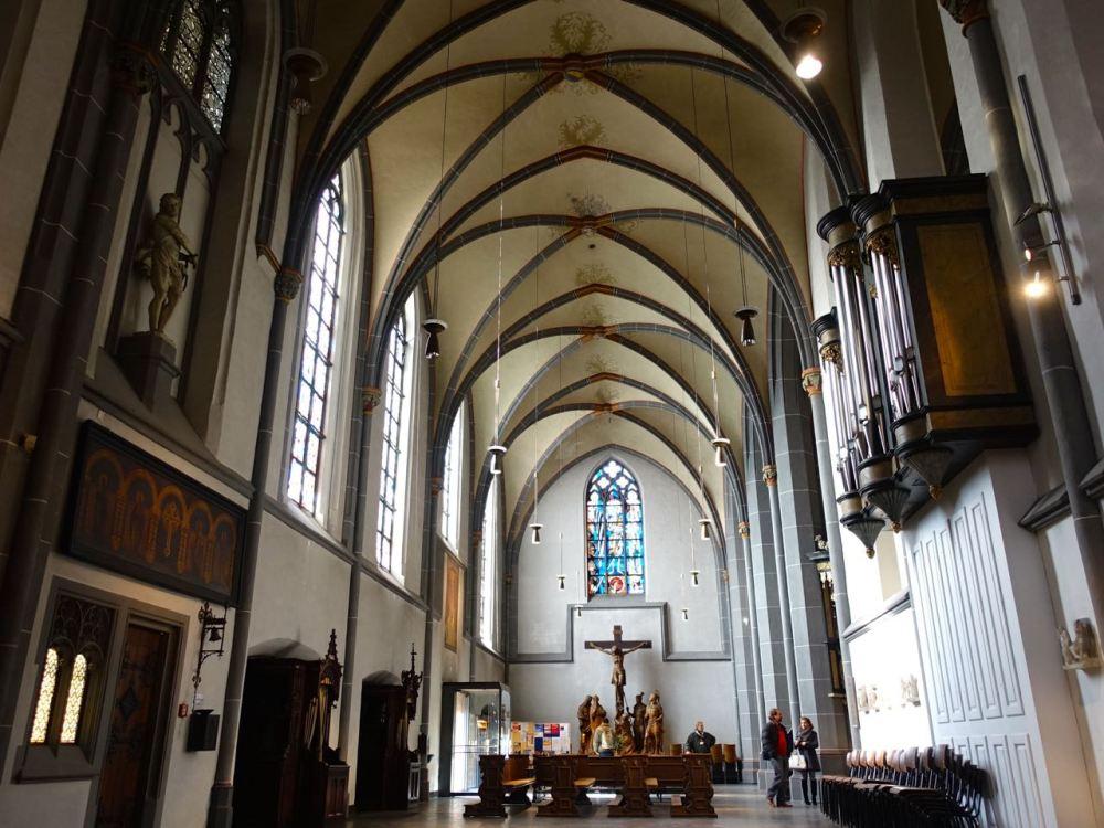 St Lambertus Cathedral Altstadt Düsseldorf