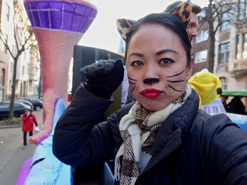 Dusseldorf Karneval 2015
