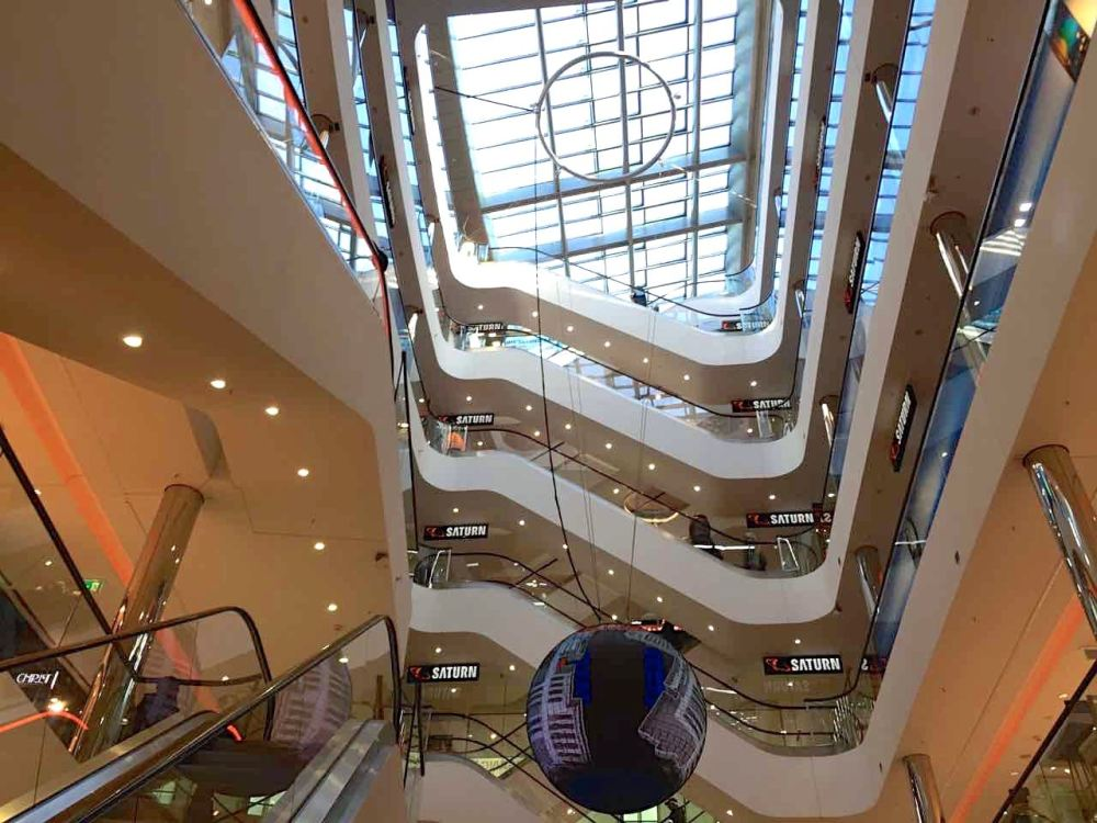 Saturns Sevens Mall