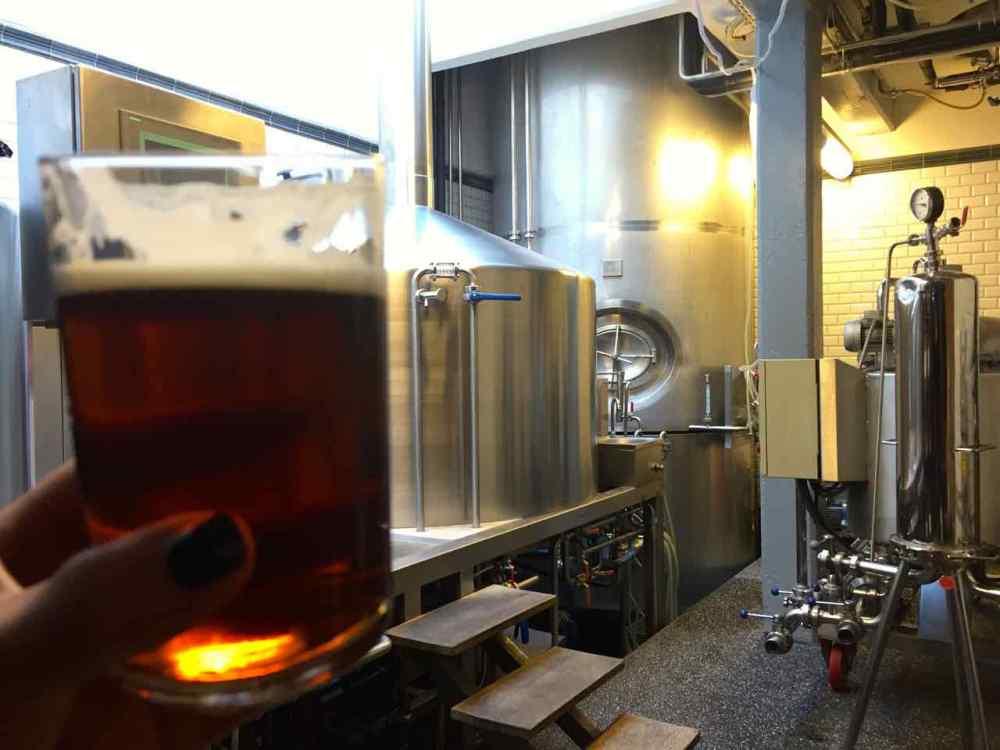 Kurzer Brauerei Brewery