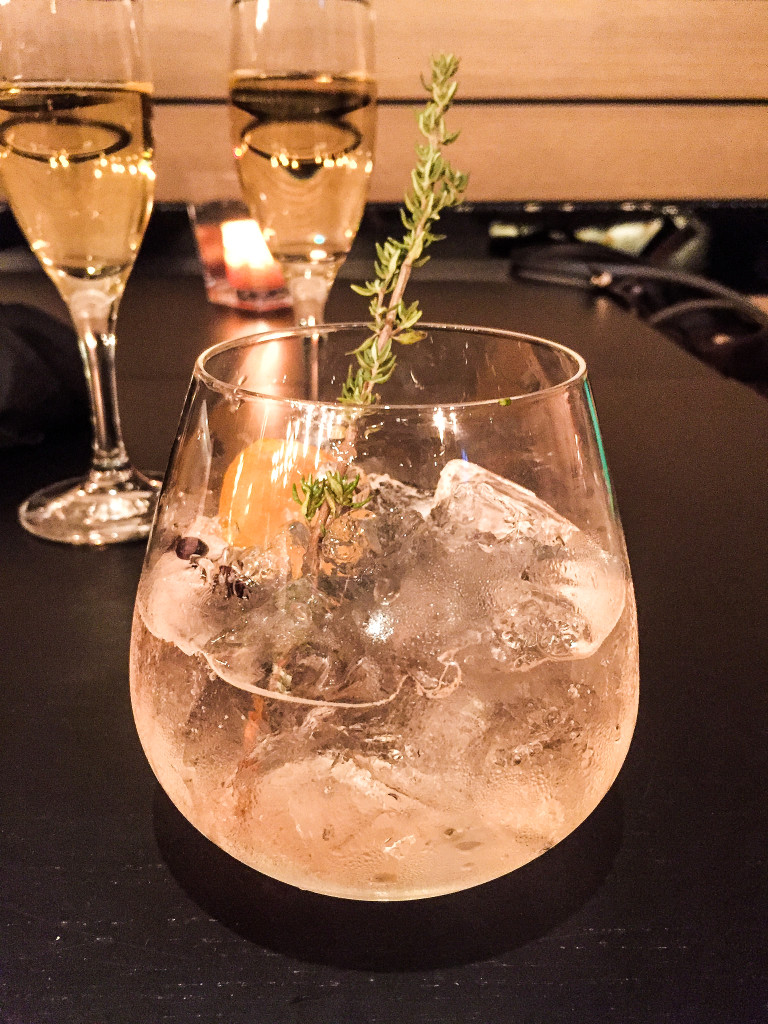 Bar Oso Cocktail
