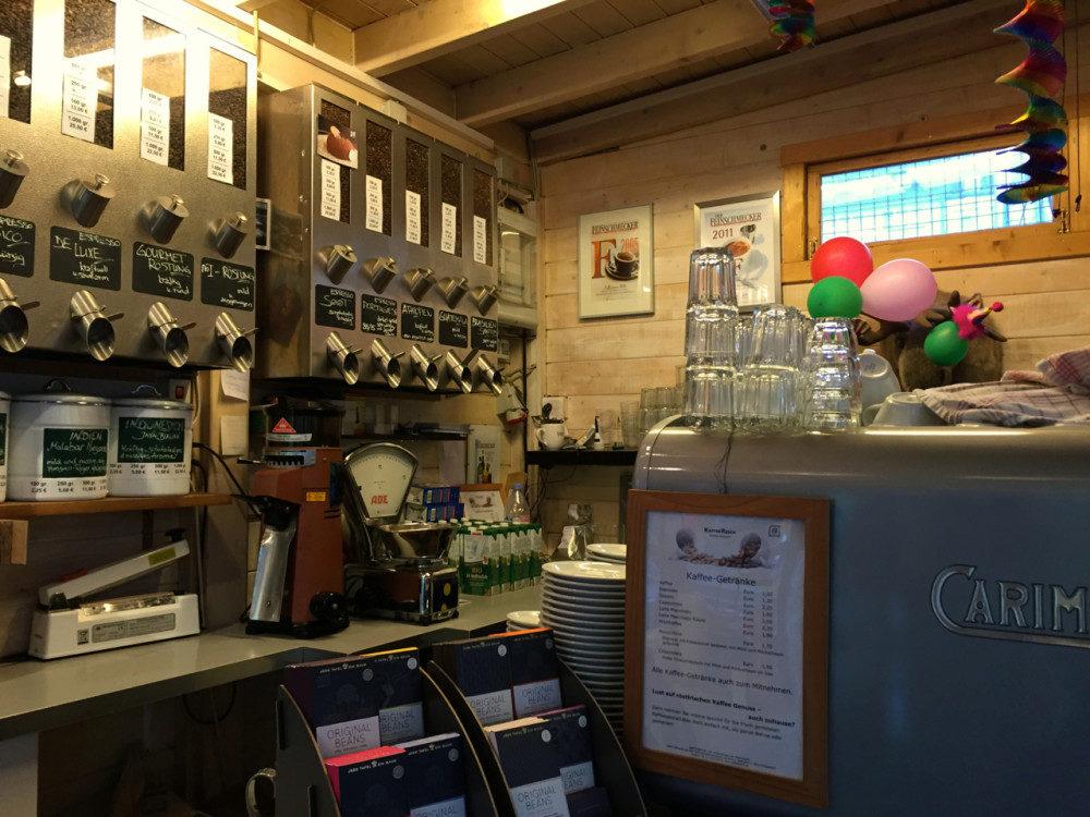 Kaffee Reich Dusseldorf Coffee