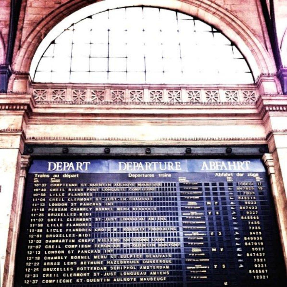 Rail Europe Paris France