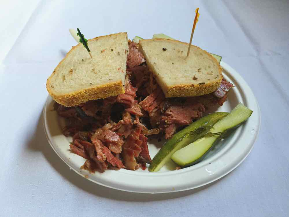 Auggies Montreal Smoked Meat