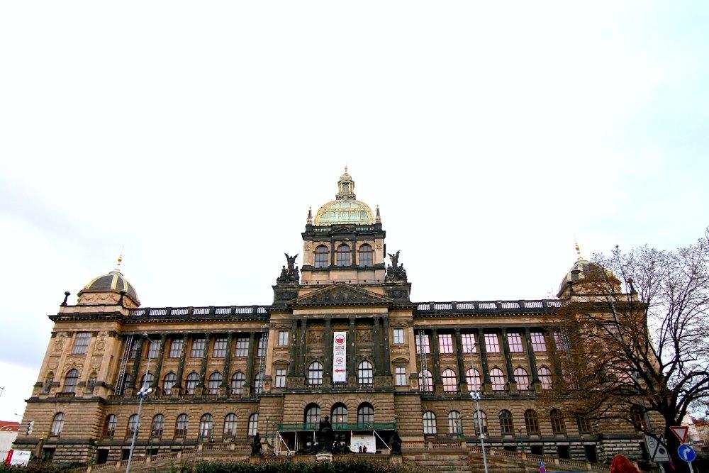 City Hall Wenceslas Square | www.rtwgirl.com
