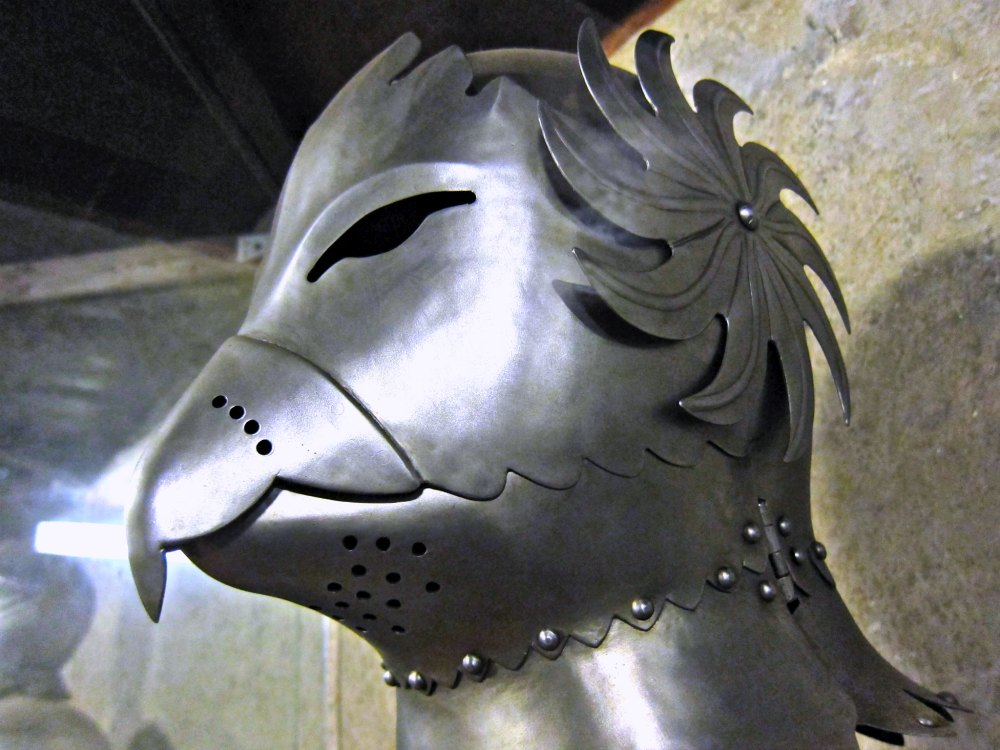 Armor at Castle