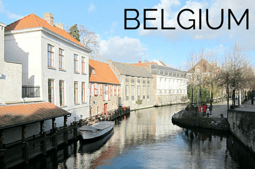 BELGIUM TRAVEL GUIDES