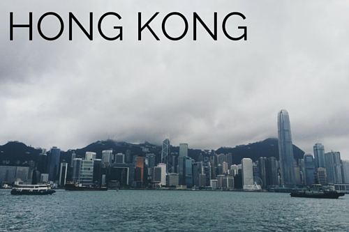 HONG KONG TRAVEL GUIDES