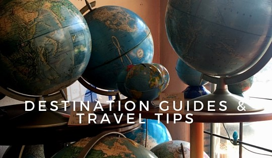 Destination Guide And Travel Tips