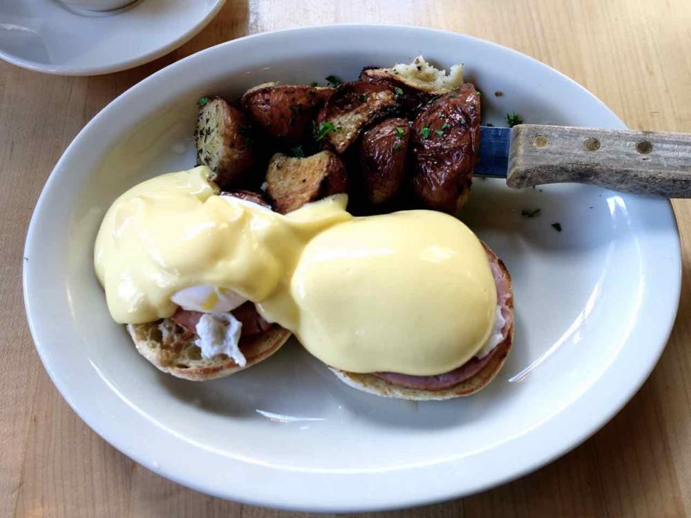 Mothers Bistro - Portland food