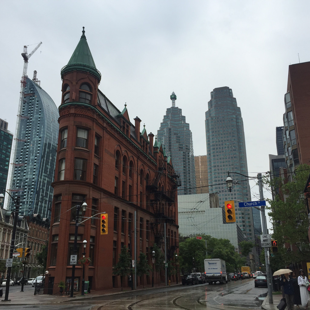 Gooderham Building aka Flat Iron