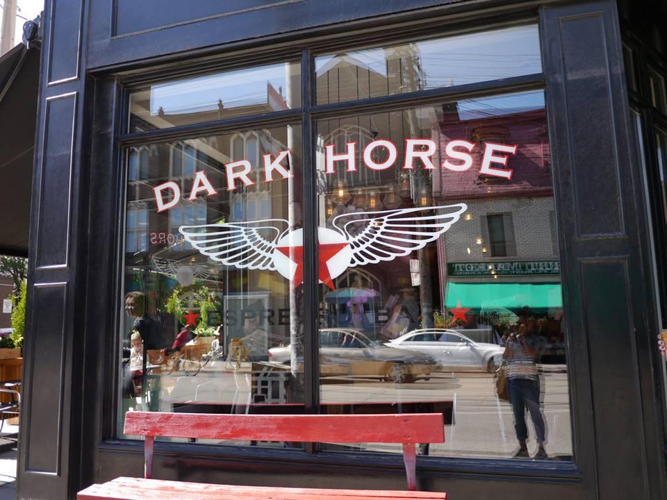 Toronto Food Guide - Dark Horse Coffee