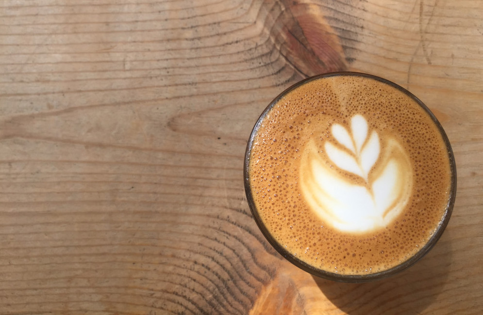 Toronto Food Guide - Fahrenheit Coffee