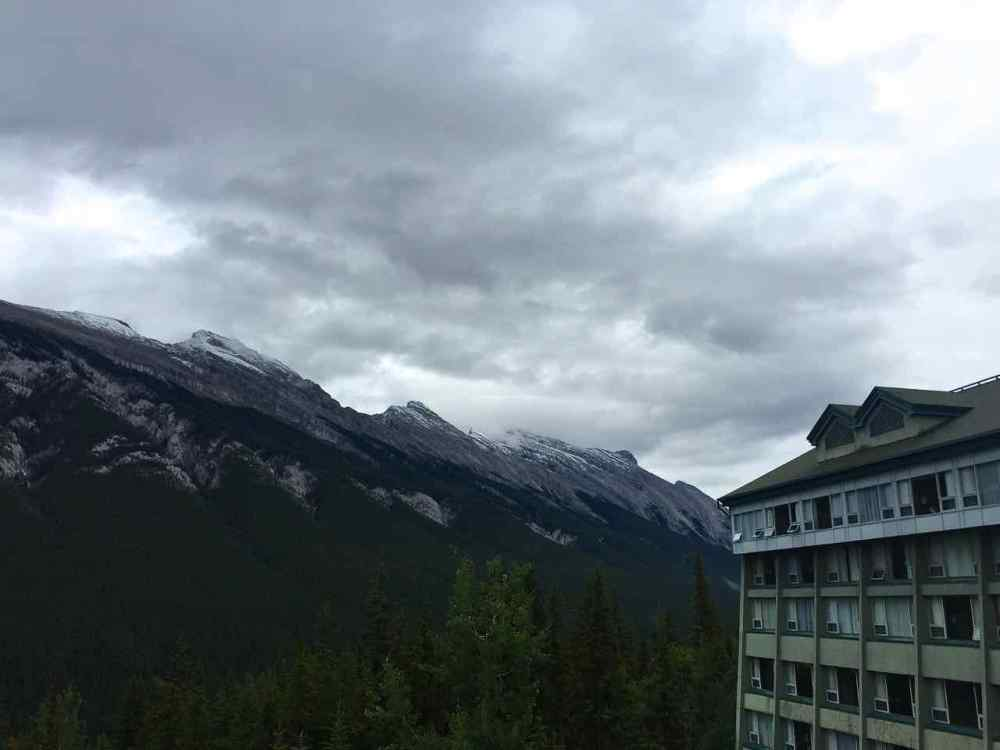 Rimrock Resort Banff | rtwgirl