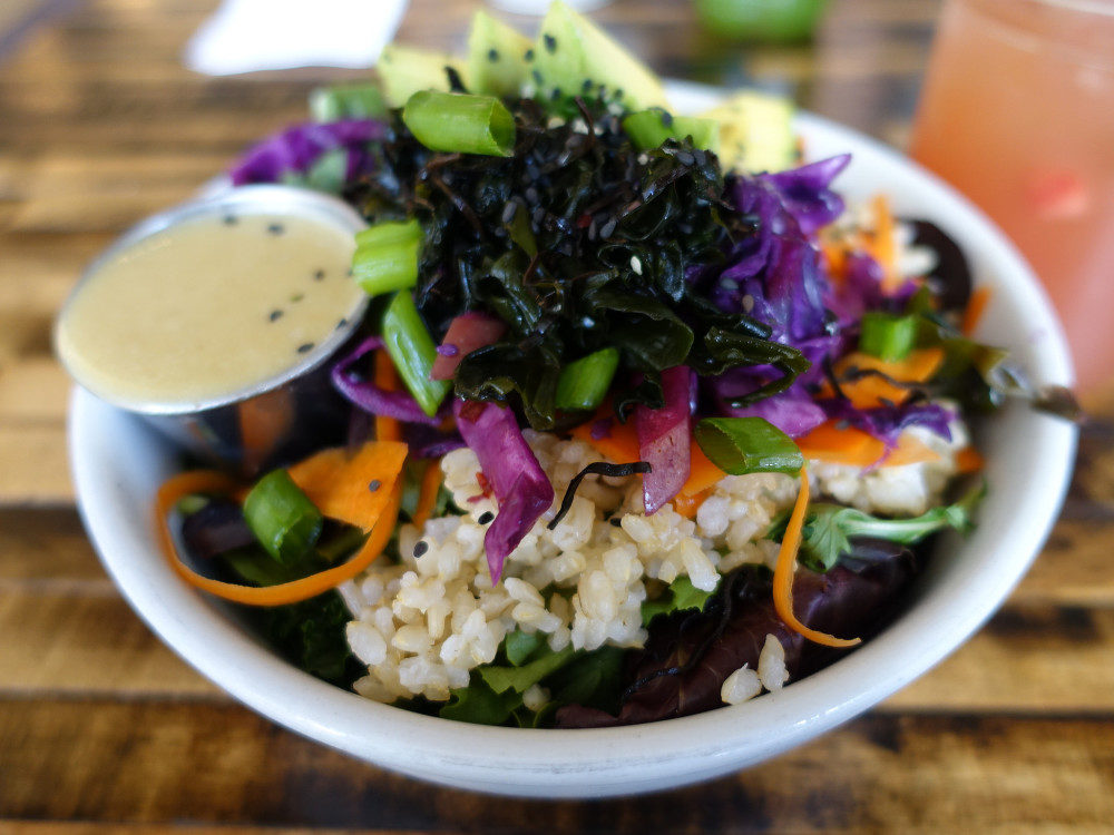 Harlow Vegan Food in PDX