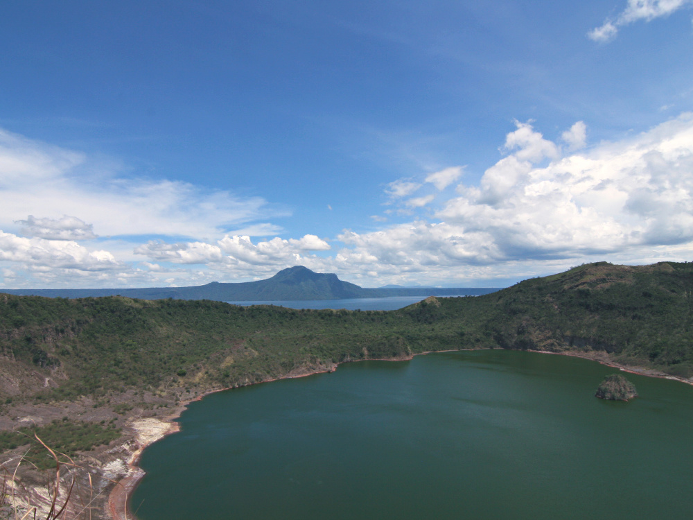 Mount Taal Day Trip From Manila