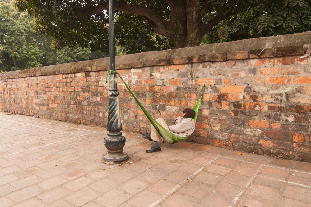 Nap Time - - Hanoi Photo Diary
