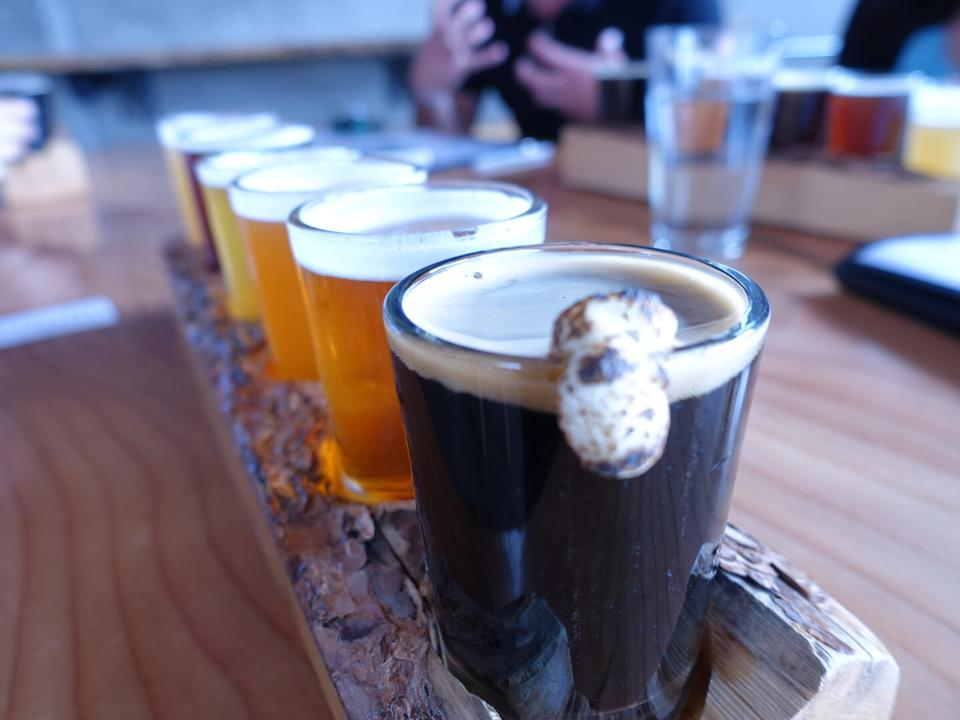 Evergreen Escapes Beer Tour