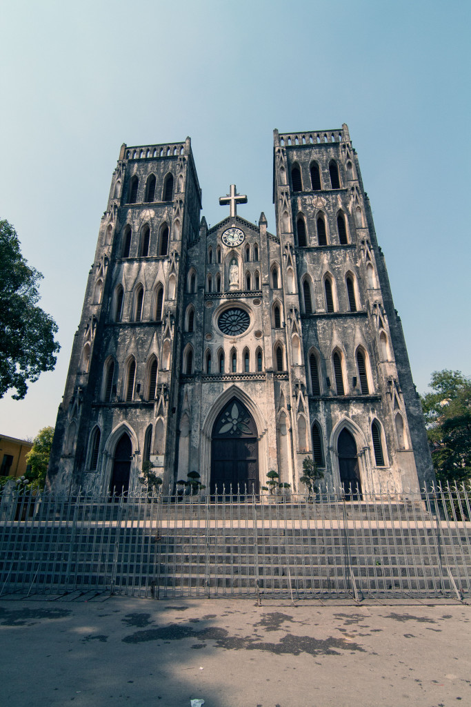 St Joseph Cathedral Vietnam