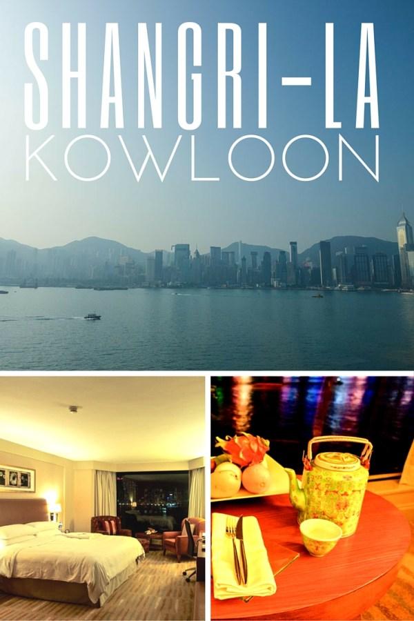 Shangri La Kowloon | rtwgirl