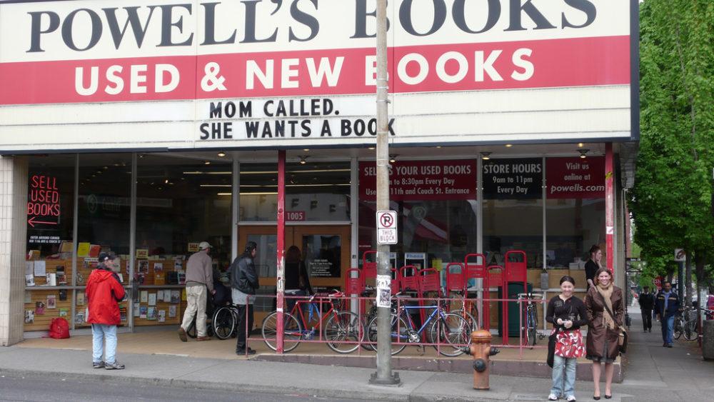 Powells Books