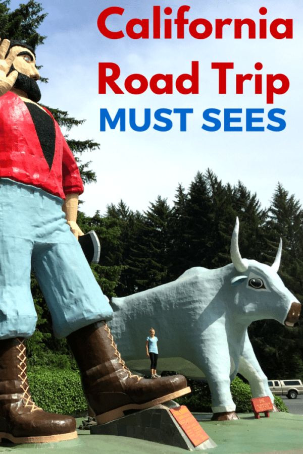 The Best Stops On A California Road Trip