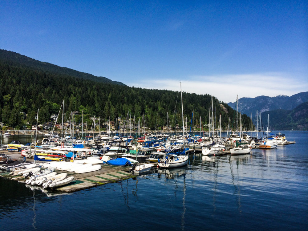 Deep Cove North Vancouver