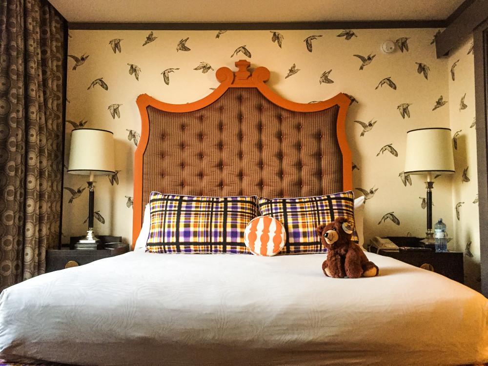 Kimpton Hotel Monaco in Portland Oregon | www.rtwgirl.com