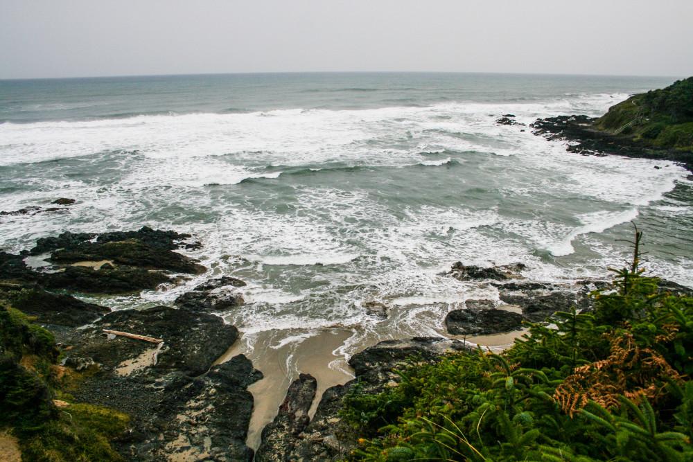 Cape Perpetua - Oregon Coast |http://www.rtwgirl.com