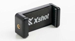 xshot phone holder - solo traveler photo tips