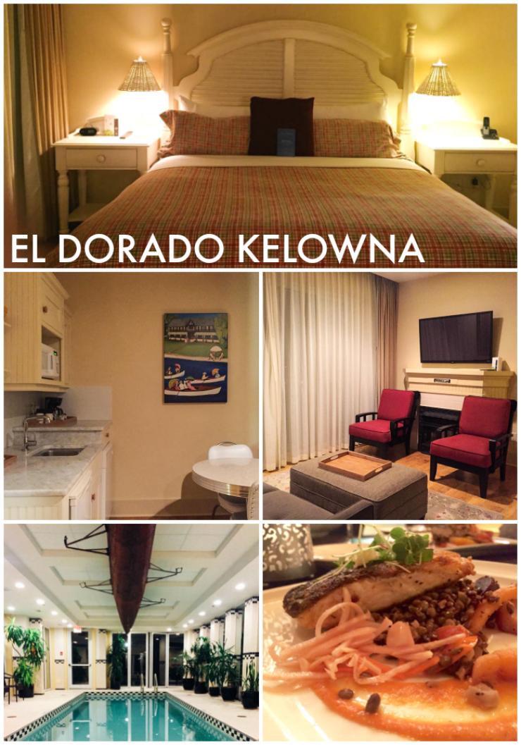 El Dorado Hotel Kelowna