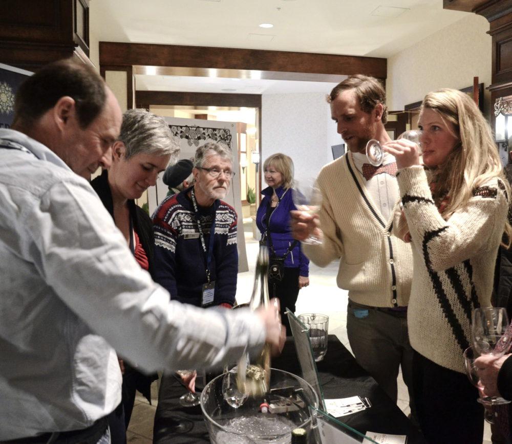 West Jet Progressive Tasting - Winter Okanagan Wine Festival