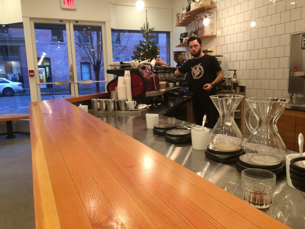 Matchstick Coffee - 24 Hours In Vancouver