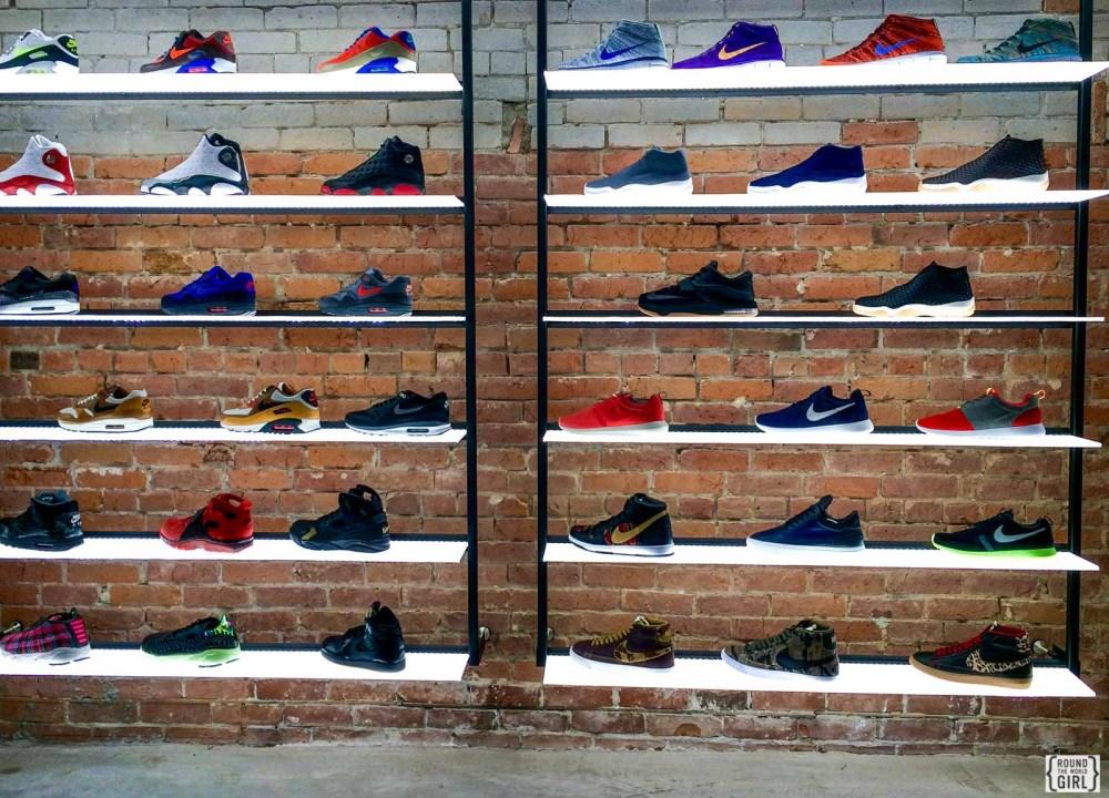 Livestock Sneaker Shop