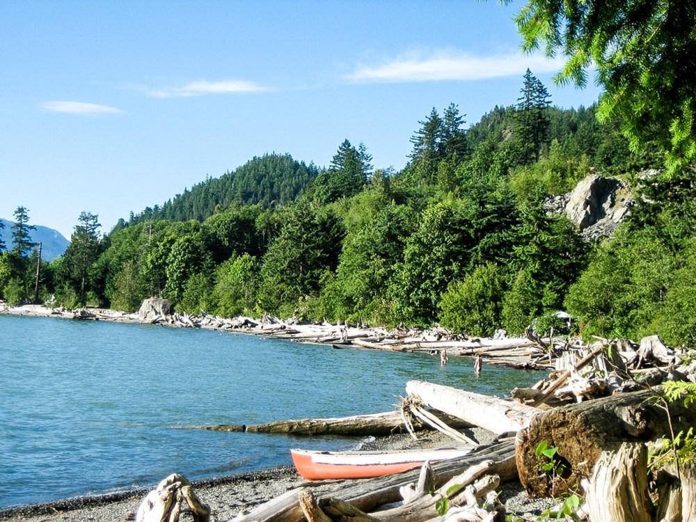 Porteau Cove BC