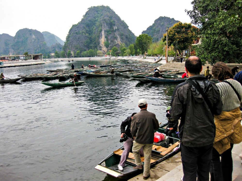 A Day Trip From Hanoi