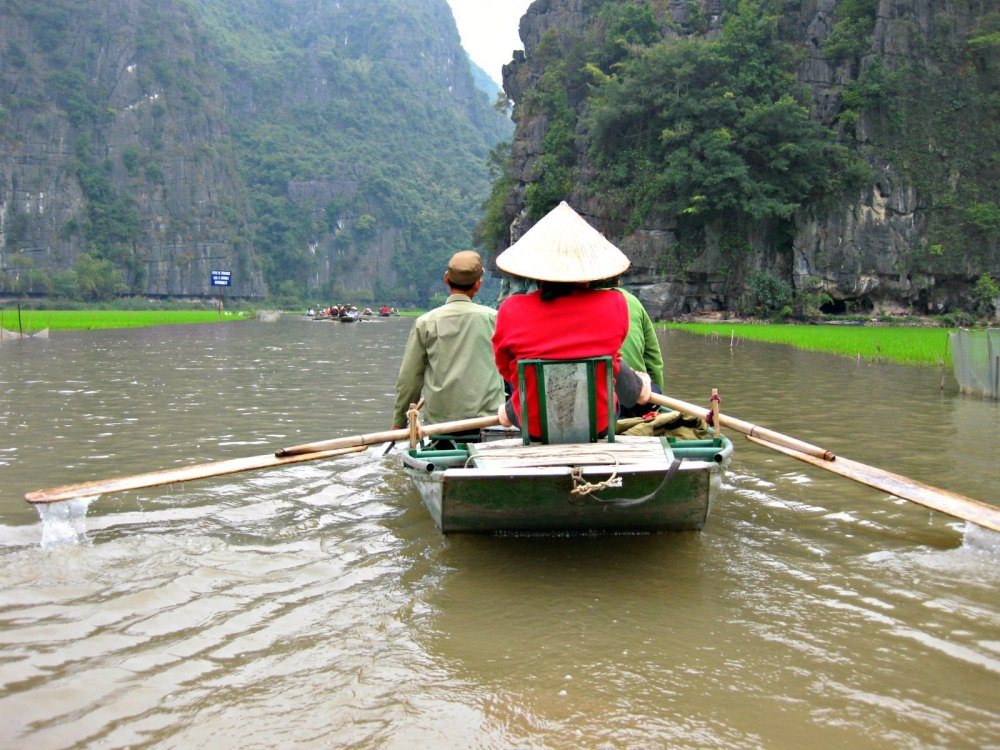 Tam Coc: A Day Trip From Hanoi