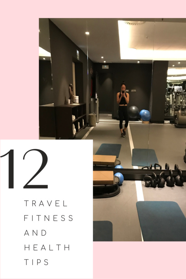 Travel Fitness And Health Tips