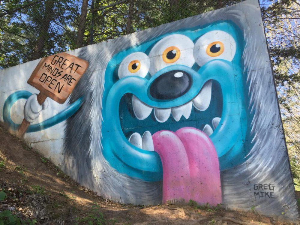 ATL Wall Mural | rtwgirl
