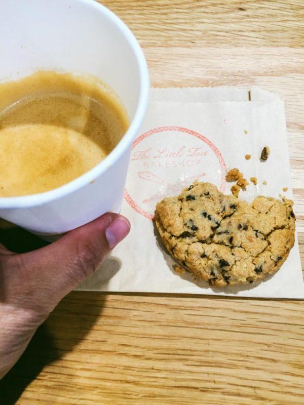 Little Tart Bake Shop + Octane Coffee | rtwgirl