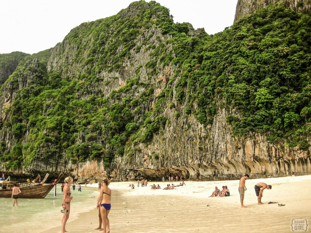 Maya Bay - Thailand Photos