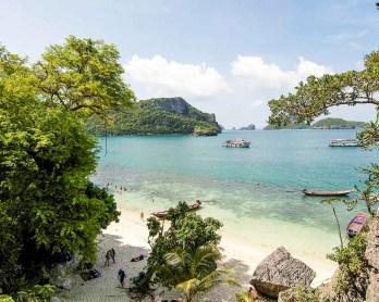 Thailand Photos - Angthong Marine National Park| www.rtwgirl.com