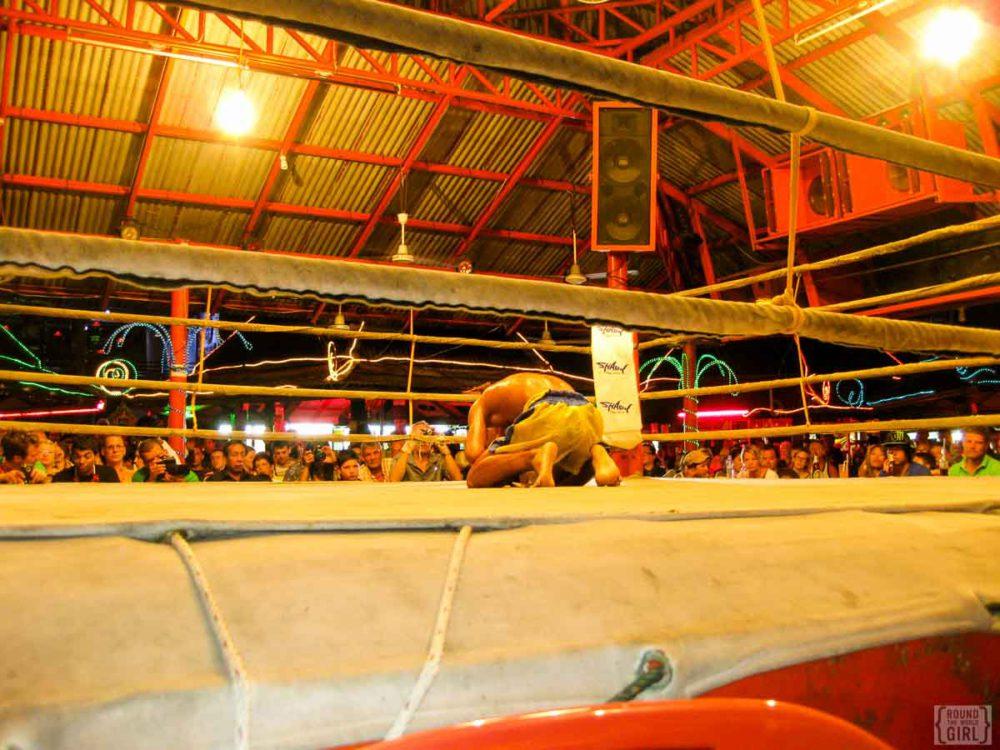 Thailand Photos - Koh Samui Muay Thai | www.rtwgirl.com