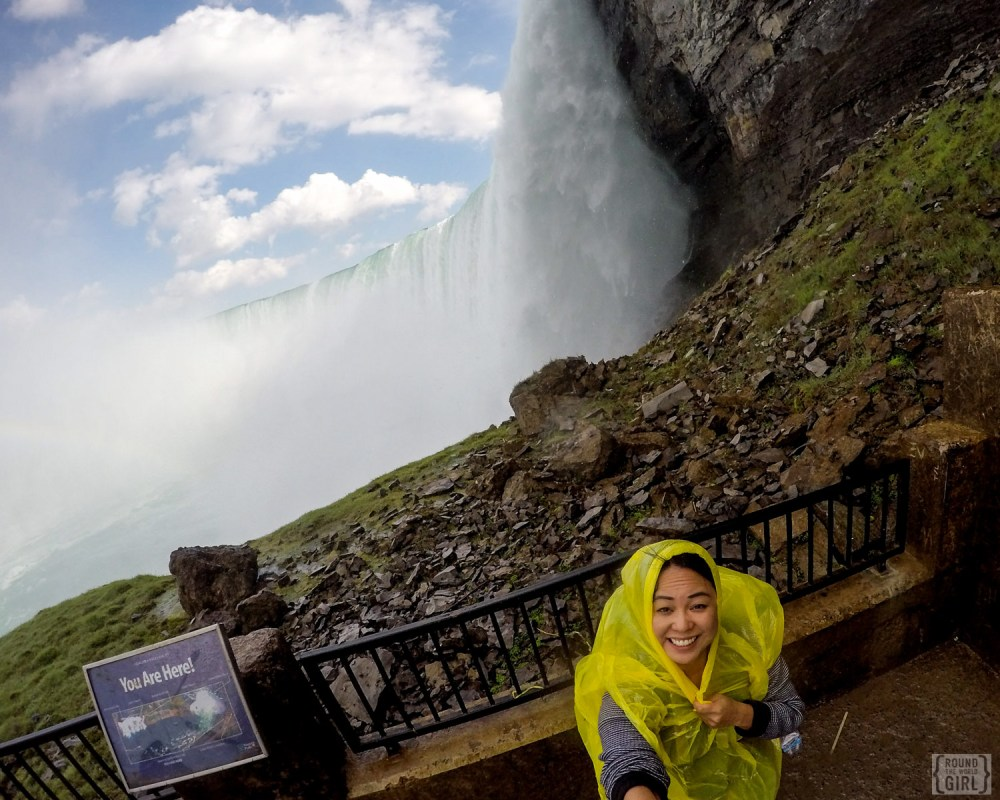 GoPro Journey Behind The Falls | www.rtwgirl.com