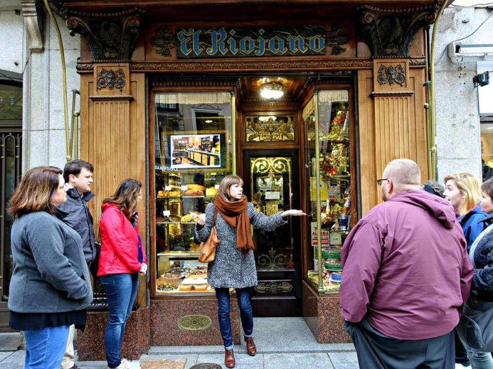 Devour Madrid Food Tours - El Riojano