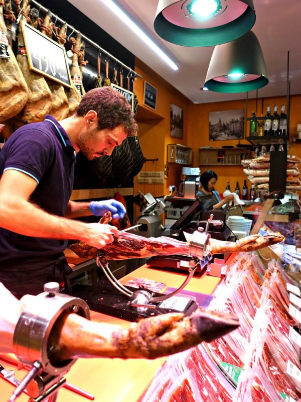 Devour Madrid Food Tours - Jamon