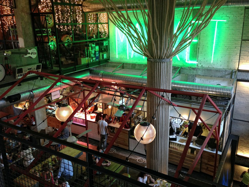Mercado San Ildefonso | www.rtwgirl.com
