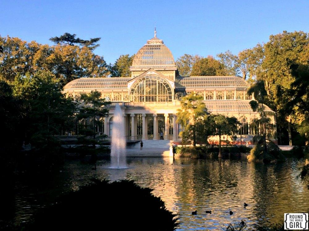 Palacio de Cristal | www.rtwgirl.com